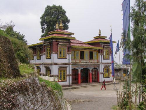 Монастырь Бхутия Басти