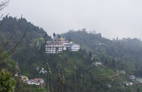 Этот же монастырь с другого ракурса