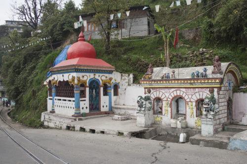 Небольшой индуистский храм
