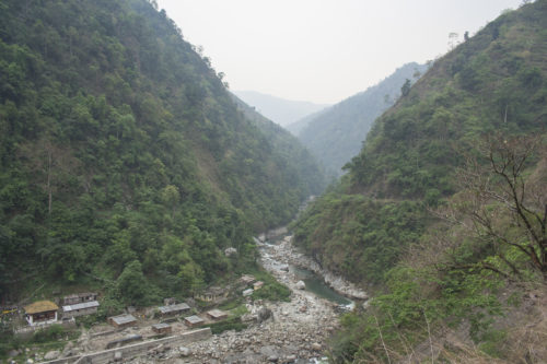 Долина реки Рангит