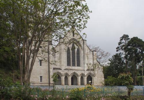 Церковь в память Катерин Грехэм, жены Джона Андерсона Грехэма.