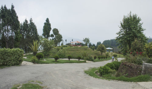 Парк Деоло расположен на самом высоком холме Калимпонга