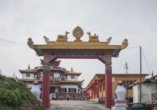 Монастырь Занг Дхок Палри Пходанг