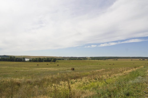 Равнинный пейзаж