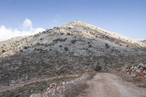 Вершина горы Кулуконас