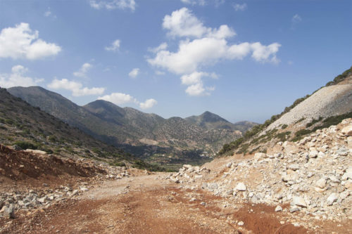 Вид на поселок Влихада