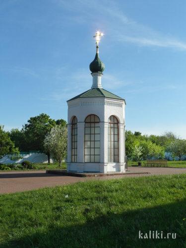 Часовня-костница в Спасо-Преображенском монастыре