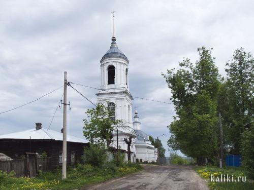 Церковь Смоленской иконы Божией Матери в Муроме