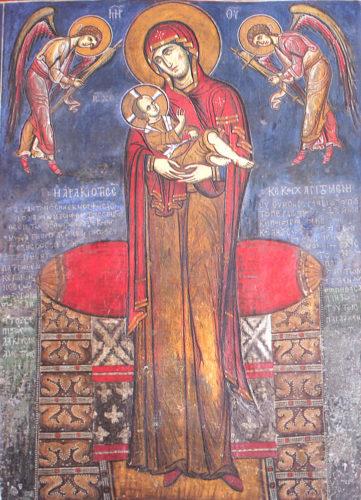 Богородица Аракиотисса.
