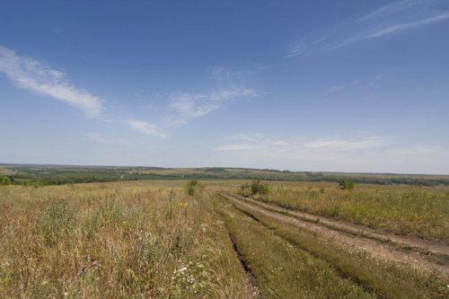 Дорога в село Аскулы