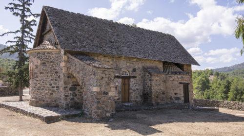 Церковь Богородицы Асину в Никитари