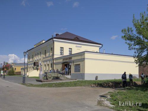 Свияжский музей