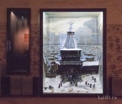 Свияжская крепость. Музейная реконструкция