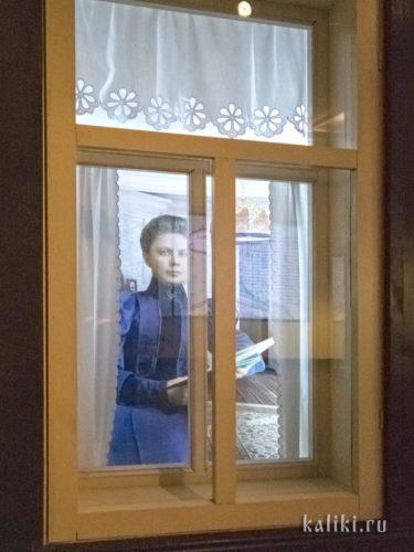 Заглядывая в окна XIX века