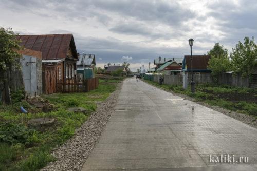 Деревянная улица Свияжска
