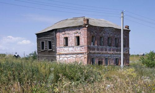 Дом купца Чукина