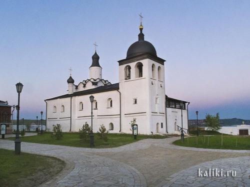Церковь Преподобного Сергия Радонежского Чудотворца