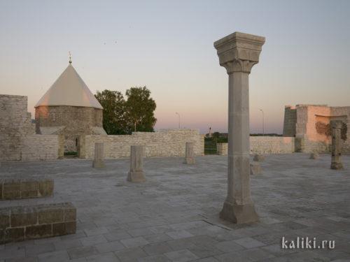 Соборная мечеть на закате
