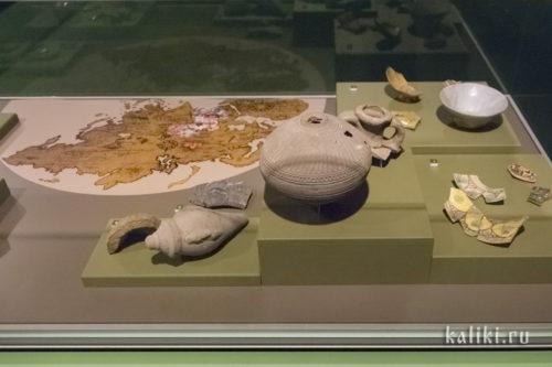 Находки византийского происхождения