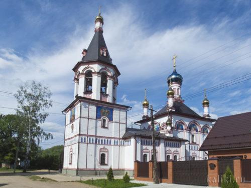 Знаменская церковь в Переславле