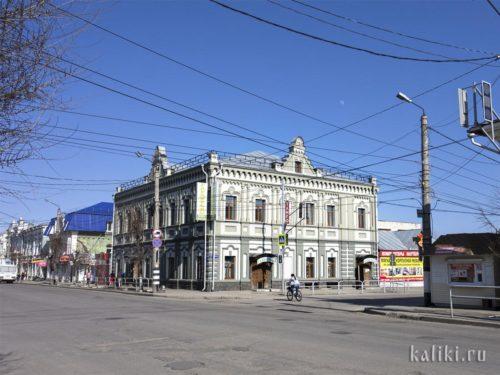 Дом Елизарова - директора Общественного банка