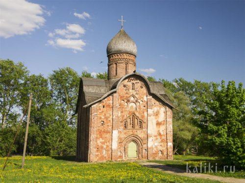 Церковь Апостолов Петра и Павла в Кожевниках