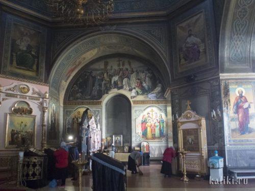 Боковой придел Вознесенского собора
