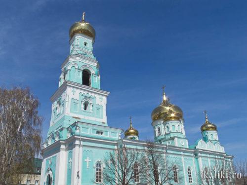 Сызранский Казанский кафедральный собор, где хранится чудотворная Федоровская икона Божией Матери