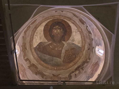 Феофан Грек. Христос Пантократор