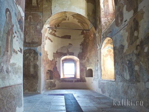 Знаменский собор внутри
