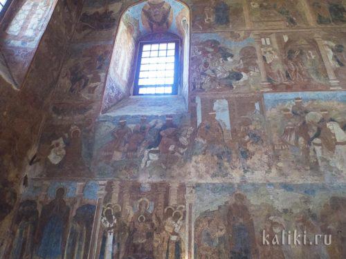 Фрески Знаменского собора