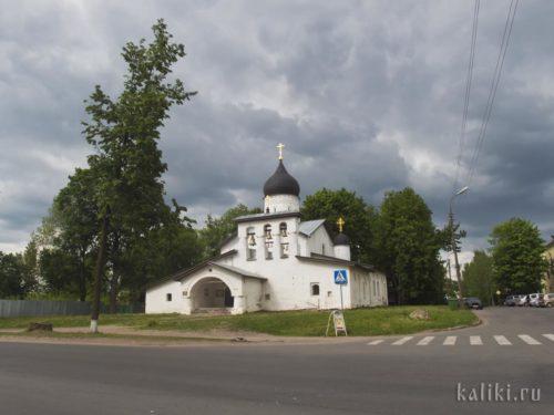 Церковь Воскресения со Стадища