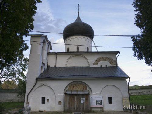 Спасо-Преображенский собор. Вид с западной стороны