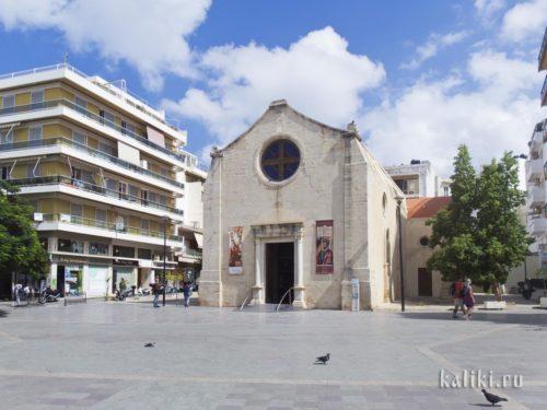 Музей христианского (церковного) искусства в храме св. Екатерины