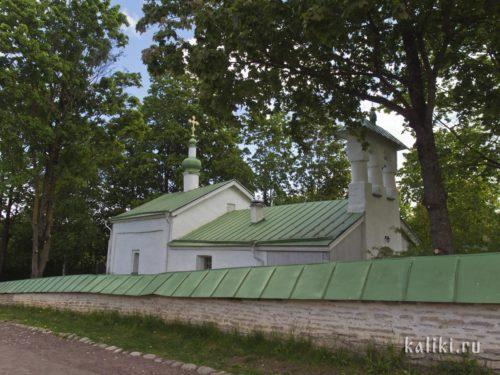 Церковь свв. Сергия и Никандра