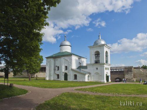 Никольский собор. XIV век