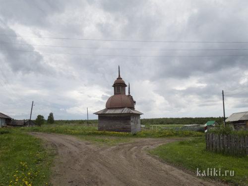 В деревне Слобода