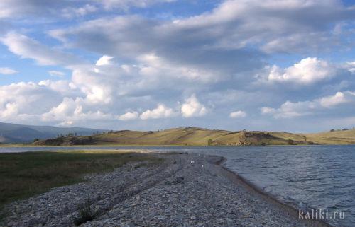 озеро Байкал, Малое море, Зама
