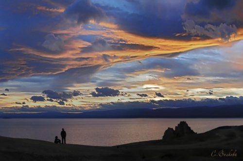Остров Ольхон. Мистерия заката
