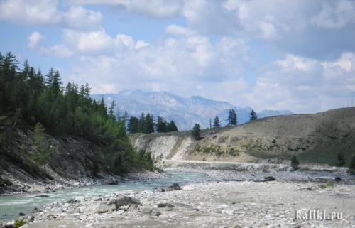Санские горы, гора Мунку-Сардык, река Иркут