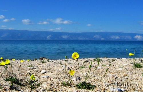 озеро Байкал, Малое море, остров Ольхон