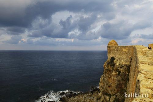 Крепость Фортеца в Ретимно