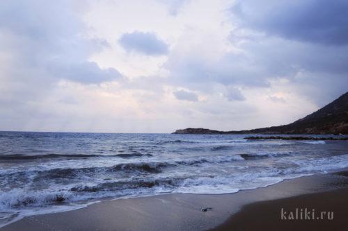 Пляж Ливади. Поселок Бали