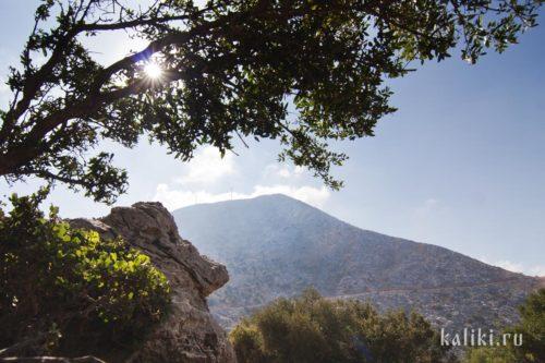 Горы Кулуконас