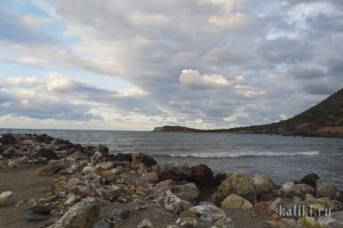 Эгейское море в окрестностях Бали
