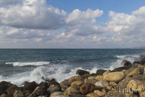 Залив Ираклион