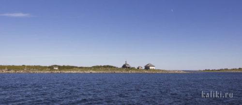 Панорама Большого Заяцкого острова