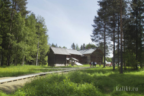 Дом-двор Пухова А. Ф., первая треть XIX в.