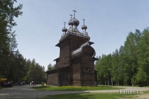 Церковь Вознесения Господня, 1669 г.