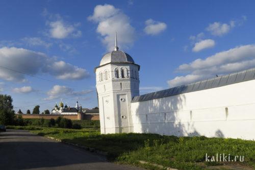 Восьмигранная башня (XVIII в.)